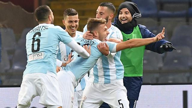 Genoa eliminato ai rigori dall'Entella! Clamoroso a Marassi, Simone Icardi show