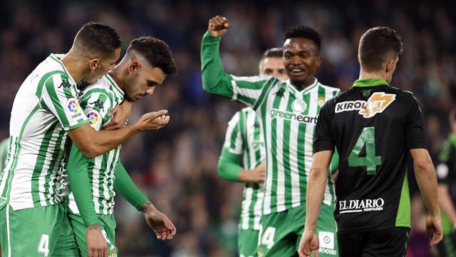 Copa del Rey, 1/16 de final: Betis, Athletic, Levante y el Sporting como único Segunda, a octavos