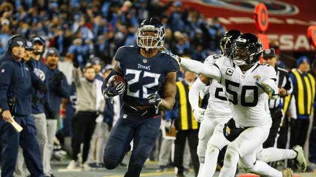 Une course de 99 yards : Henry égale le touchdown le plus long de l'histoire