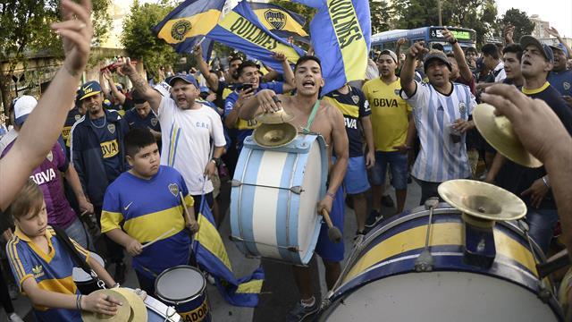 CONMEBOL lehnt Boca-Einspruch ab ? Finale in Madrid findet statt