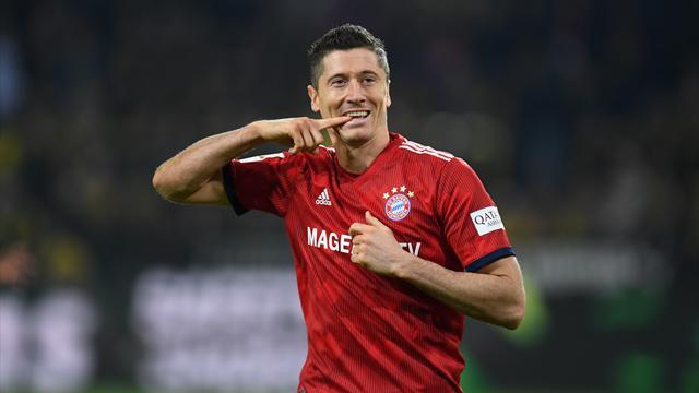 Lewandowski zuversichtlich: So findet Bayern in die Erfolgsspur zurück