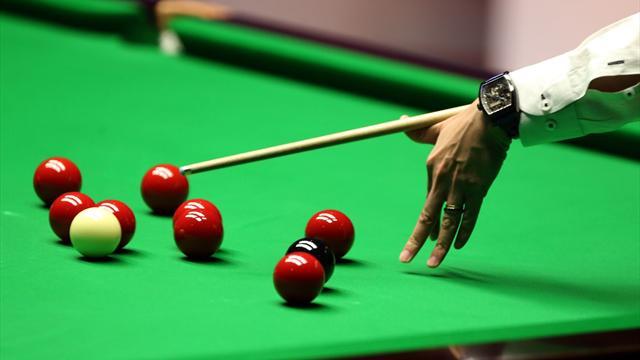 Neil Robertson busca revalidar su título de campeón en el Open de Escocia de Snooker