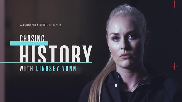 Chasing History, exclusief op Eurosport | Lindsey Vonn worstelt met recordjacht