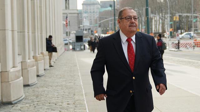 FIFA-Prozess: Salguero hat Strafe abgesessen