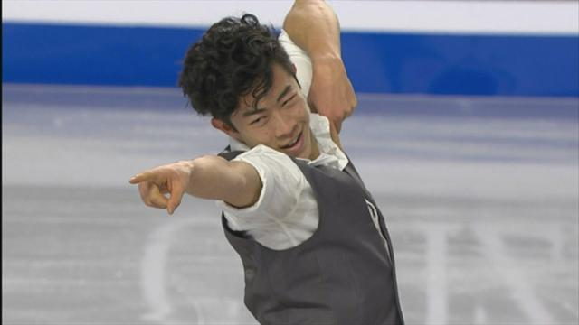 Nathan Chen leads Men's Short Program in Vancouver