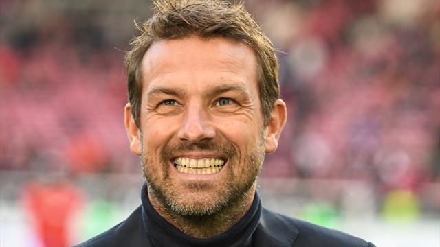 """VfB-Coach Weinzierl: """"Bin zuversichtlicher geworden"""""""
