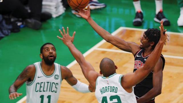 Mejoran Celtics y Jazz y los Blazers rompen la racha perdedora
