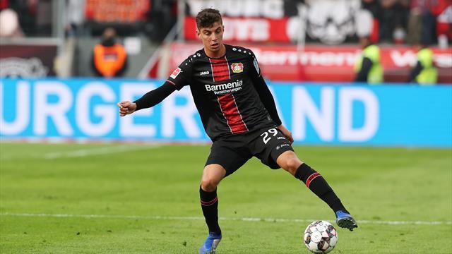 Lockruf europäischer Topklubs: Havertz nicht ewig in Leverkusen