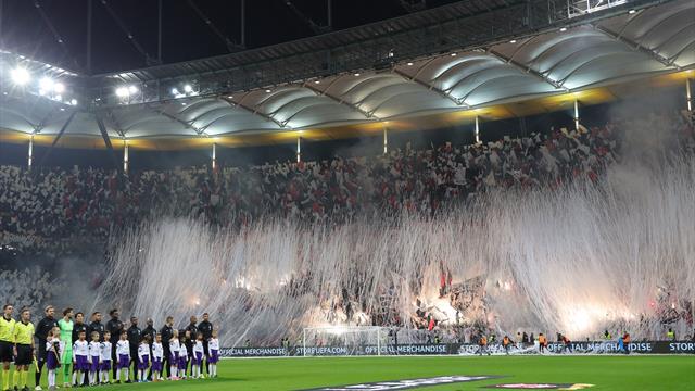 Frankfurt erhält zusätzliches Ticketkontingent für Rom