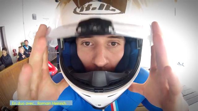 En duo avec... Romain Heinrich, capitaine de l'équipe de France de bobsleigh