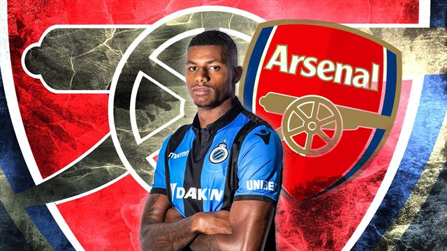 Euro Papers: Arsenal close in on £15m Bruges wonderkid Wesley Moraes