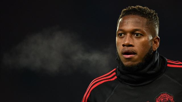 Mourinho: Fred won't play until United defend better