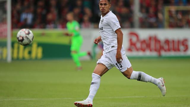 Salcedo bei Frankfurt vor Rückkehr in die Startelf