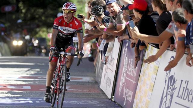 La UCI suspende al Burgos BH 21 días por los positivos de Belda y Salas