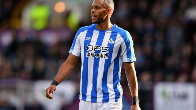 Jorgensen happy to take pressure off Huddersfield's misfiring strikers