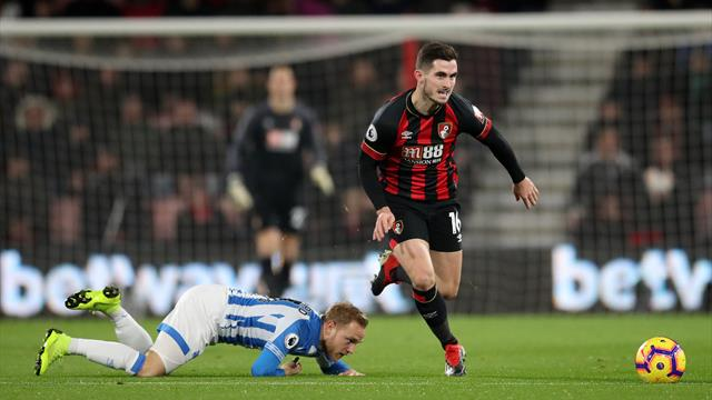 Howe hopes Bournemouth midfielder Cook looks to Wilson for inspiration