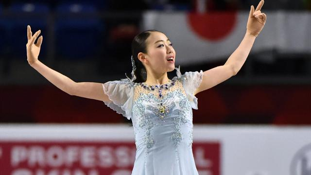 Kihira smashes world record in Grand Prix final