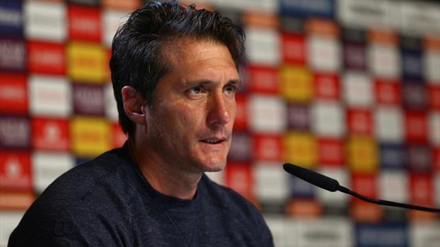 """Schelotto: """"Que no se pueda jugar un River-Boca en Argentina es lamentable"""""""