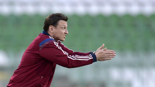 Галактионов назначен старшим тренером молодежной сборной России