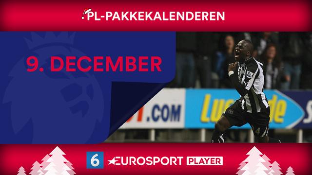 9. december: Newcastles vanvittige comeback mod Arsenal