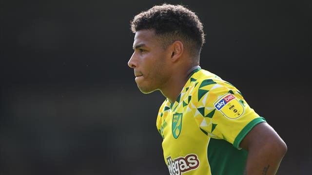 Onel Hernandez returns from injury for Norwich