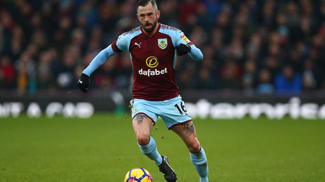Defour touch and go for Burnley