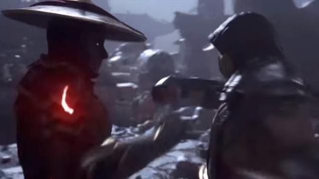 Мощнейшее промо новой части Mortal Kombat, от которого закипает кровь