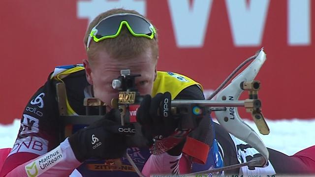 Johannes Thingnes Bø sterkste in de sprint, Fourcade buiten de top 20