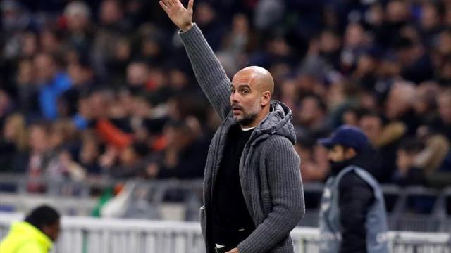 Guardiola confirma que visitarán al Chelsea sin Agüero y De Bruyne