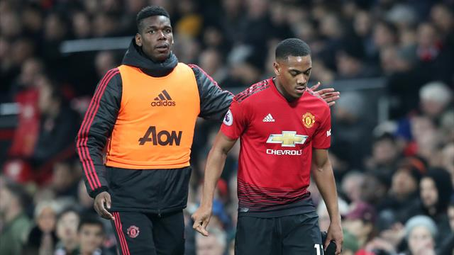 Manchester United quartet face late fitness tests