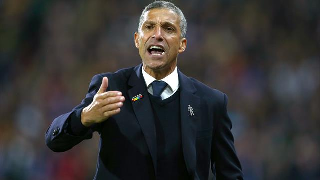 Chris Hughton has told Brighton not to become complacent