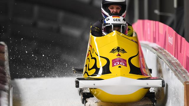Bob: Olympiasiegerin Jamanka holt ersten Weltcuperfolg