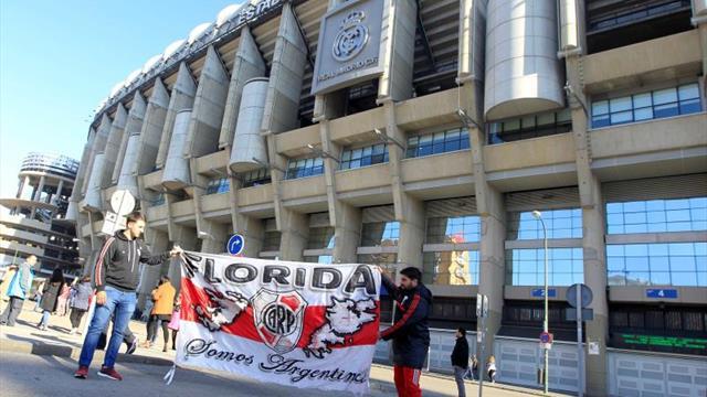 'La fuerza de un equipo', lema de River Plate para la Copa Libertadores