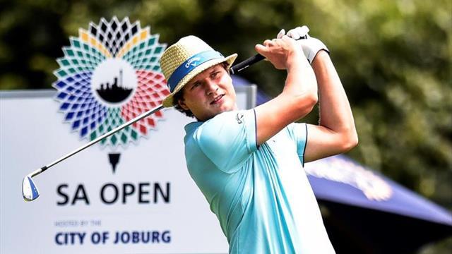 El sudafricano Schwartzel, nuevo líder tras la segunda jornada
