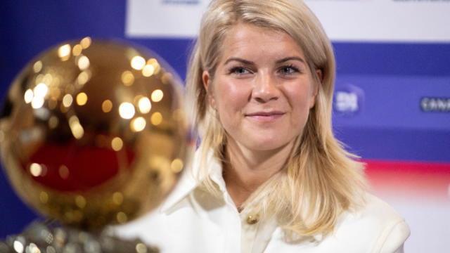 """Ballon d'Or - Georges : """"Cette récompense est une avancée pour le football féminin"""""""