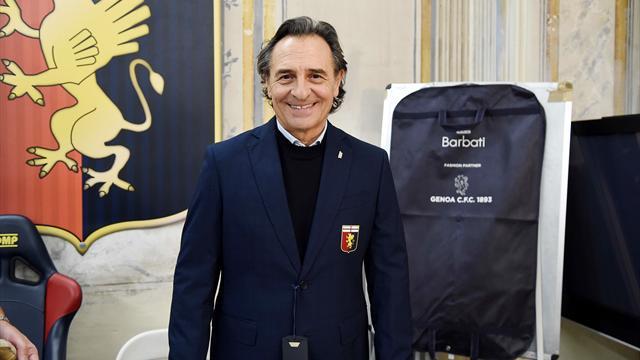 Cesare Prandelli riparte dal Genoa: il ritorno in Serie A 8 anni dopo