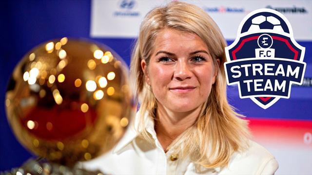 Pourquoi le Ballon d'Or norvégien ne jouera sûrement pas le Mondial face aux Bleues