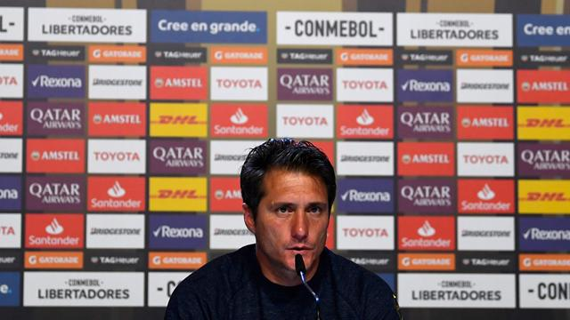 Libertadores fan violence has damaged Argentina, says Boca coach