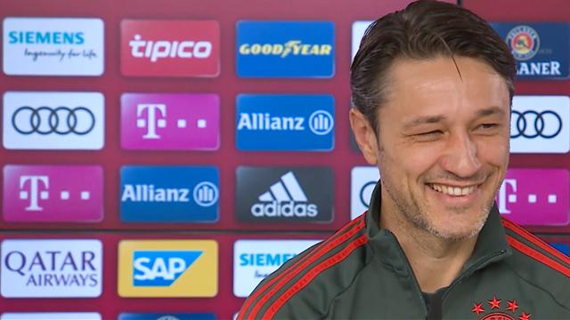 "Kovac witzelt über Frage nach Wintertransfers: ""Stand jetzt..."""