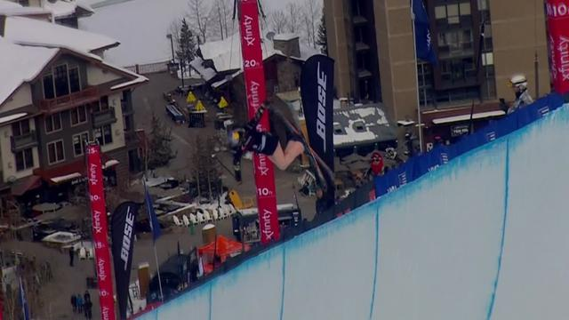 Kelly Sildaru trionfa nell'half-pipe nella tappa di Copper Mountain