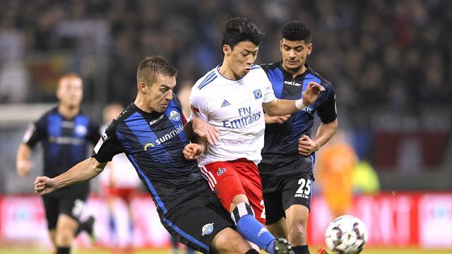 HSV und Köln marschieren Richtung erste Liga