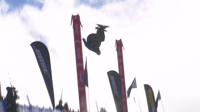 Aaron Blunck brilla a Copper Mountain e vince la gara dell'half-pipe