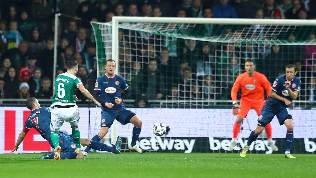 Sv Werder Bremen Fortuna Düsseldorf So Lief Das Spiel Im Tv Und