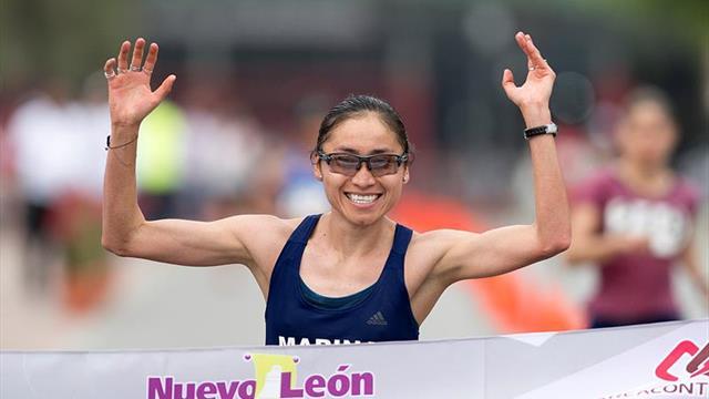 La subcampeona olímpica mexicana Guadalupe González da positivo de dopaje