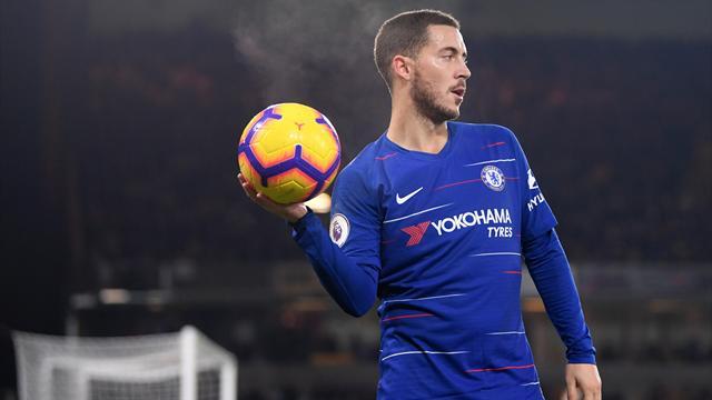 Chelsea, ce frein qui empêche Hazard d'avancer ?