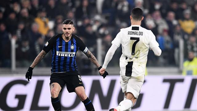 Juventus-Inter in Diretta tv e Live-Streaming