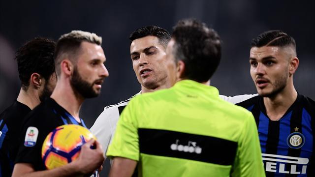 La moviola di Juventus-Inter 1-0: Irrati promosso, direzione senza macchie