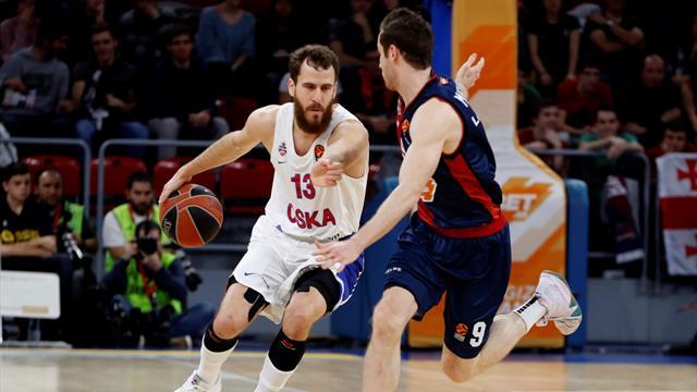 🏀✊ Baskonia firma su triunfo de la temporada en Euroliga al doblegar al líder CSKA