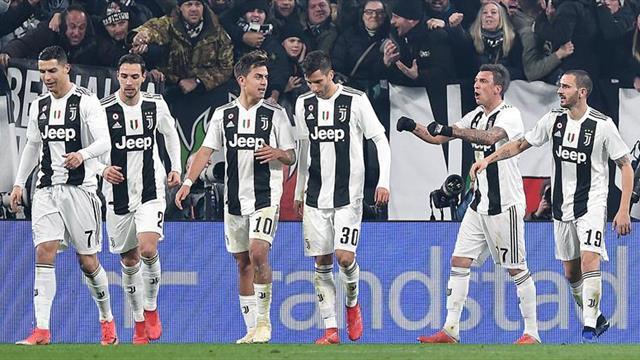 1-0. El Juventus da otra prueba de fuerza y se escapa a 14 puntos del Inter