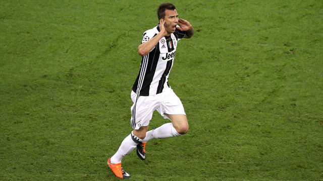 Mandzukic header gives Juventus victory over Inter